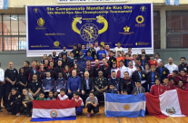TSP Students Gather in Argentina